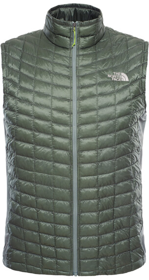 The North Face M's Thermoball Micro Hybrid Vest Laurel Wreath Green